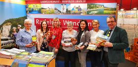 Deininger Touristikverein auf Freizeit, Touristik & Gartenmesse in Nürnberg