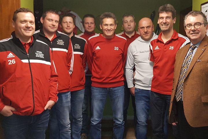 Neuwahlen beim SV Eintracht Döllwang-Waltersberg e.V.