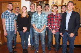 Feuerwehr Unterbuchfeld-Siegenhofen wählt Vorstandschaft neu