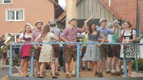 St.-Pankratius-Kirchweih in Siegenhofen gefeiert