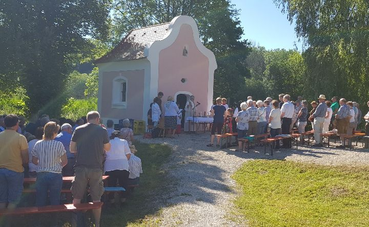 Kirchweih St. Ulrichskapelle