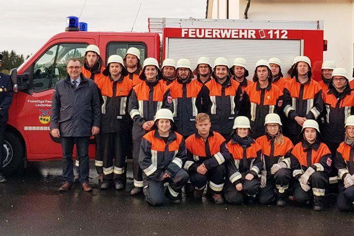 Leistungsabzeichen bei der Feuerwehr Leutenbach-Tauernfeld-Deining-Bahnhof