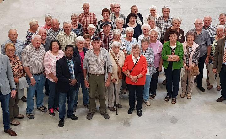 Rundfahrten mit den Senioren