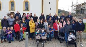 Neubürgertreffen in der Gemeinde