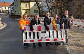 Eröffnung Ortsdurchfahrt Unterbuchfeld