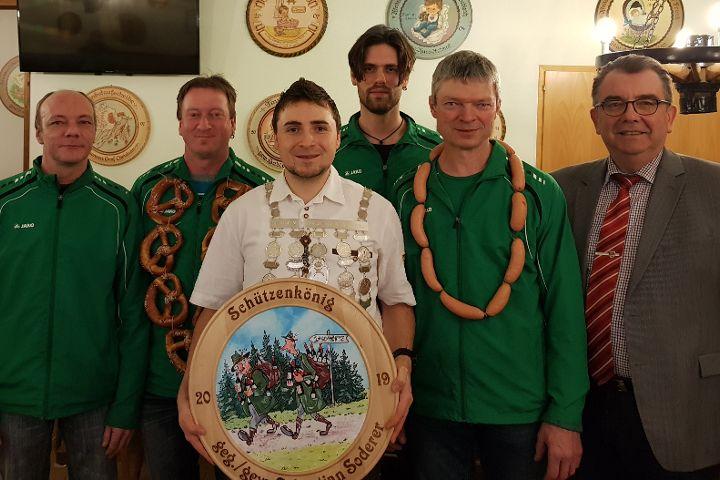 Jahreshauptversammlung des Schützenvereins St. Hubertus