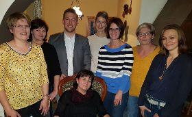 OGV Waltersberg bestätigt Vorsitzende Nicole Röder