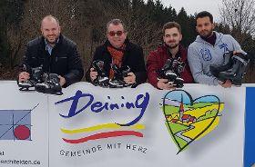 Erfolgreiche Schlittschuhbahnsaison