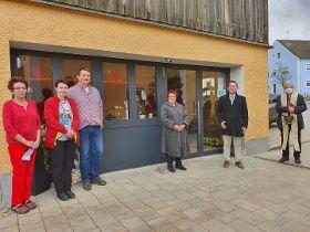 Eröffnung neuer Hofladen