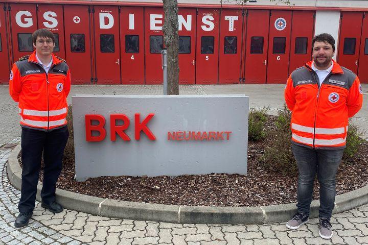 Ehrenamtliche BRK-Funktionäre gewählt