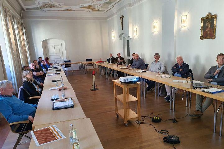 Gemeinderat tagte in Plankstetten